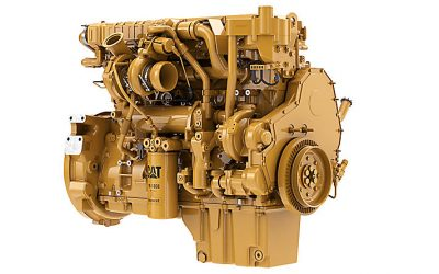 C13 ACERT Tier 4 Diesel Engine Tuned