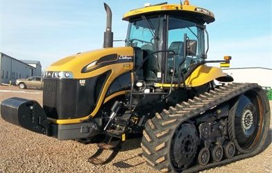 CHALLENGER MT765C Tuned For Power and Economy