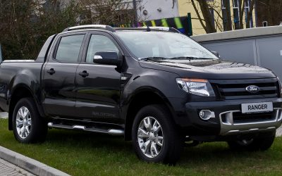 Ford Ranger 3.2 TDCI Tuned By Alt Tune