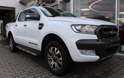 2017 Ford Ranger 3.2 TDCI ECU Tune, DPF and EGR solution