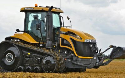 Cat Challenger 765D Adblue / DEF / SCR removal