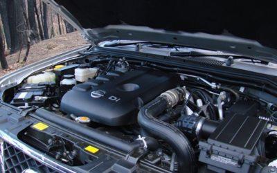 Nissan Navara D40 ECU Tune and EGR Solution